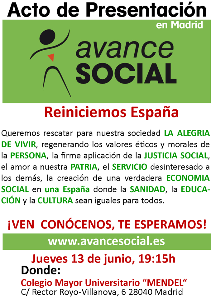 Avance-Social-Presentacion