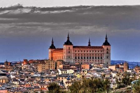 Alcazar-Toledo