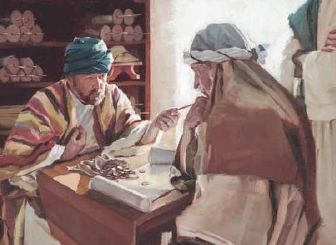 Evangelio-segun-San-Lucas-parabola-administrador-injusto