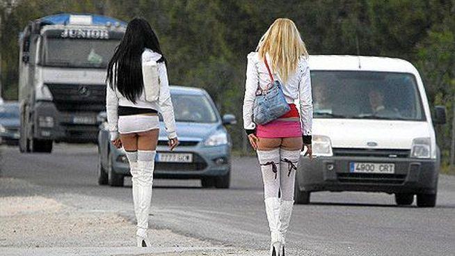 prostitución callejera chinas prostitutas