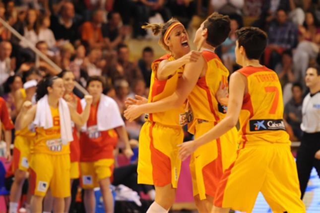 baloncesto-femenino-selección-española