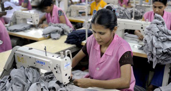 trabajadoras-Bangladesh-textil