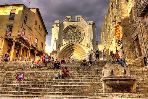 Catedral-Tarragona-Cataluña-España