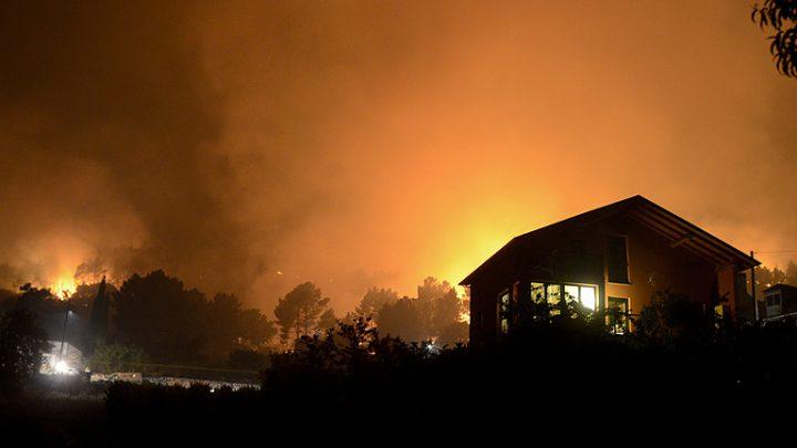 Incendio-en-Galicia