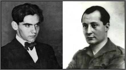 Garcia Lorca / Primo de Rivera