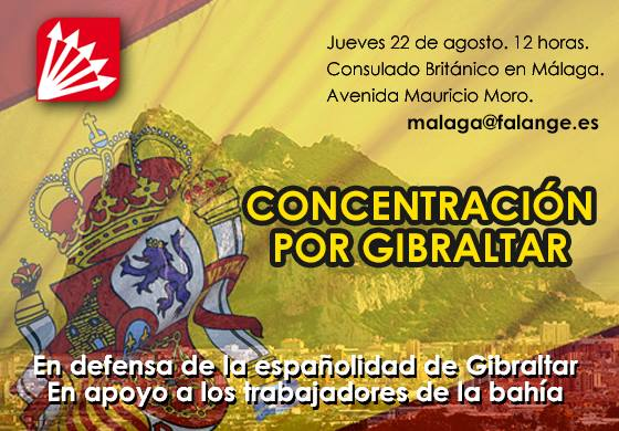 Manifestación-por-Gibraltar