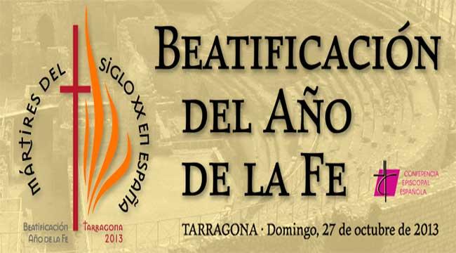 Beatificación-Martires-sigloXX-en España