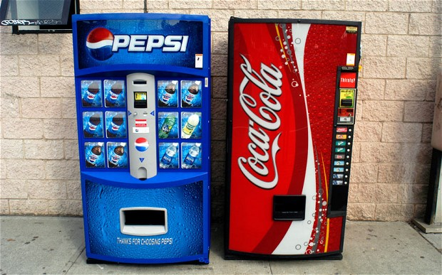CocaCola-Pepsi