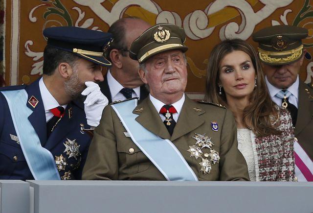 Doña-Letizia-Don-Felipe-Don-Juan-Carlos