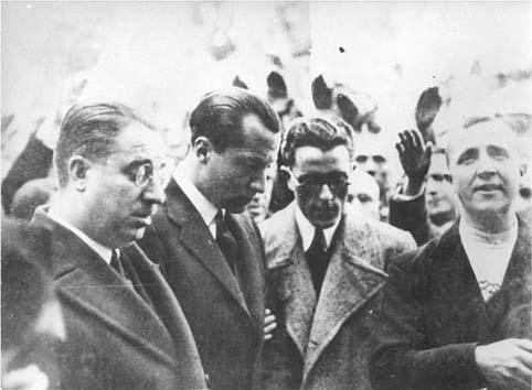 Jose-Antonio-Primo-de-Rivera-entierro-Matias-Montero
