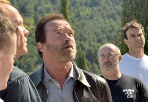 Arnold-Schwarzenegger-Valle-de-los-Caídos-España