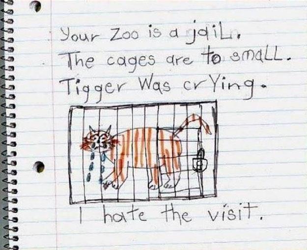 Dibujo-niño-zoo