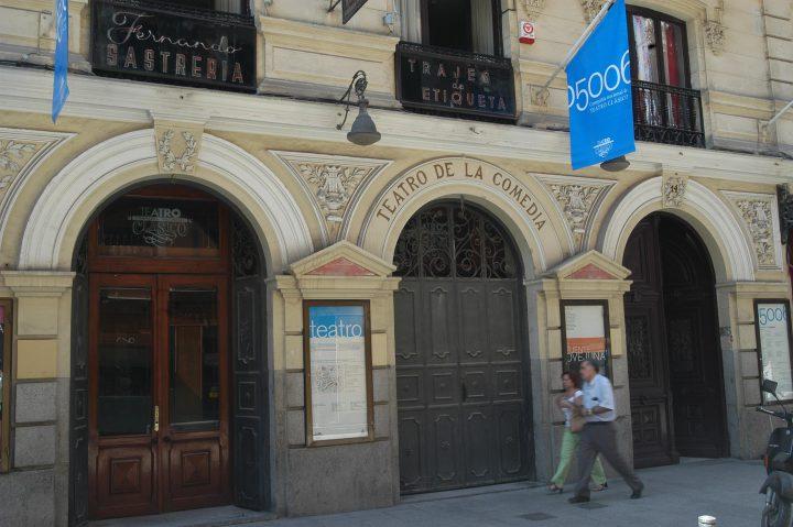 Teatro-de-la-comedia-Madrid-Jose-Antonio-Primo-de-Rivera