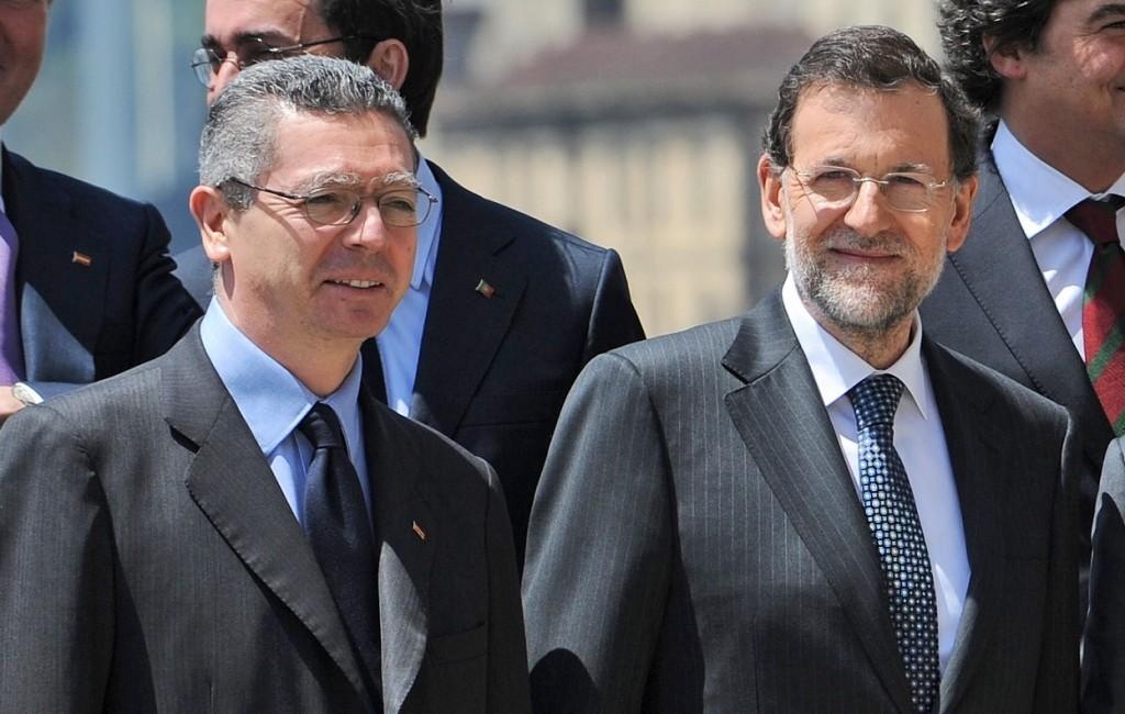 Gallardon_Rajoy
