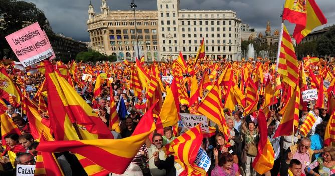 Viva unidad de España