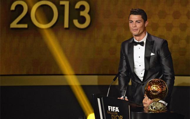 Balón_de_Oro_Cristiano_Ronaldo_2013