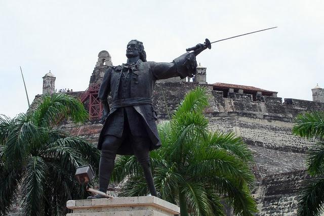 La asociación Disad solicita que una calle de Santander lleve el nombre de Blas de Lezo