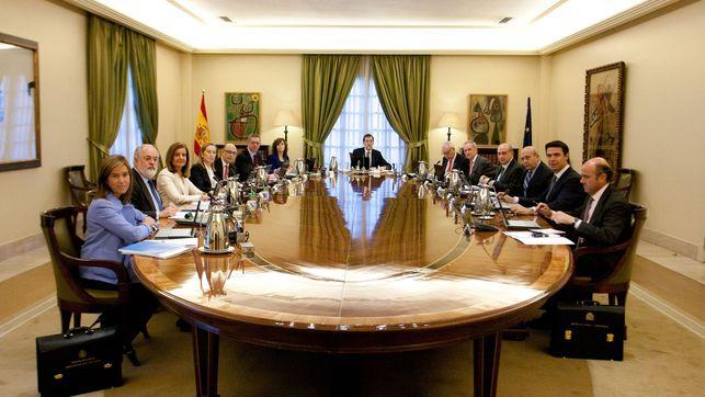 Consejo de ministros los alcaldes ganar n euros for Clausula suelo consejo de ministros
