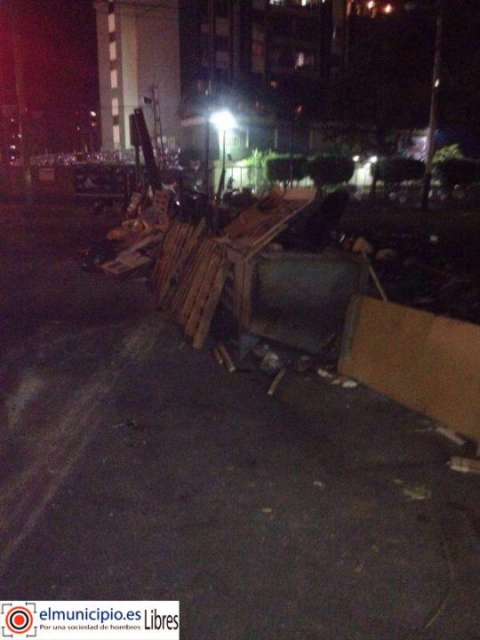 Venezuela_barricada
