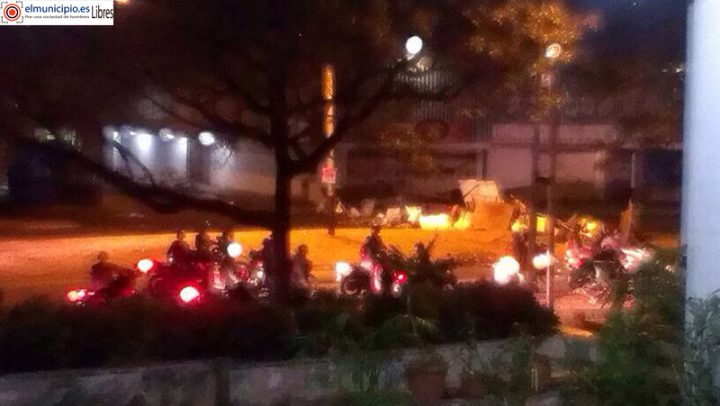 Venezuela_barricadas