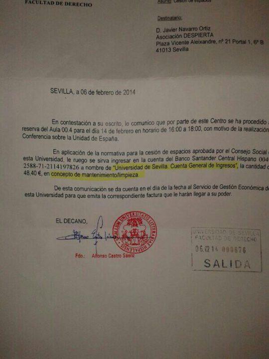 decano_Universidad_Sevilla_sobre_conferencia_Santiago_Abascal