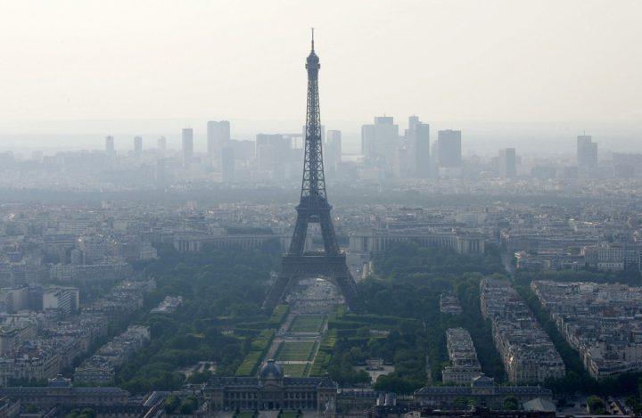 Contamienación-Paris