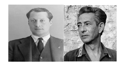 Jose-Antonio-Primo-de-Rivera-Dionisio-Ridruejo