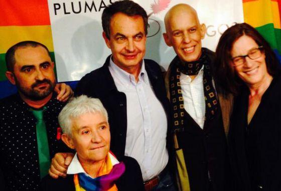 Zapatero-Premio-Pluma