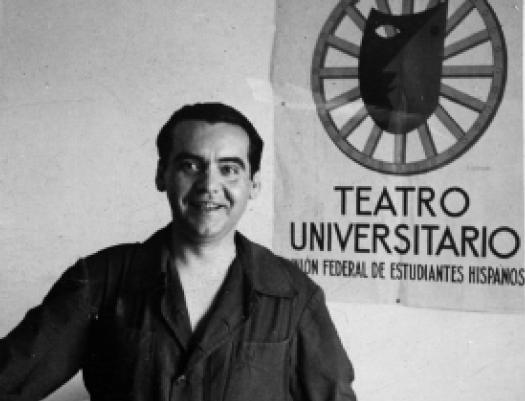 Poeta Federico García Lorca