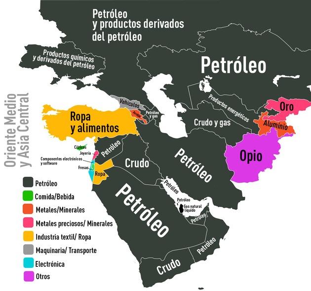 mapa-exportaciones-oriente-medio-asia-central