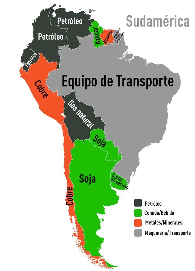 mapa-exportaciones-sudamerica