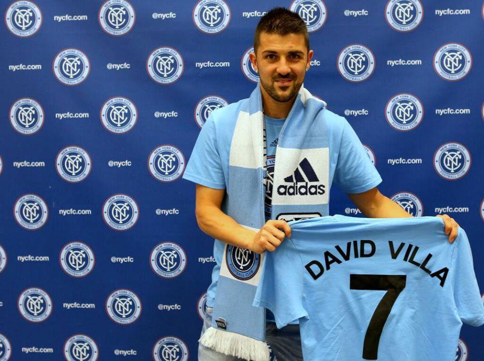 David-Villa-New-York-City