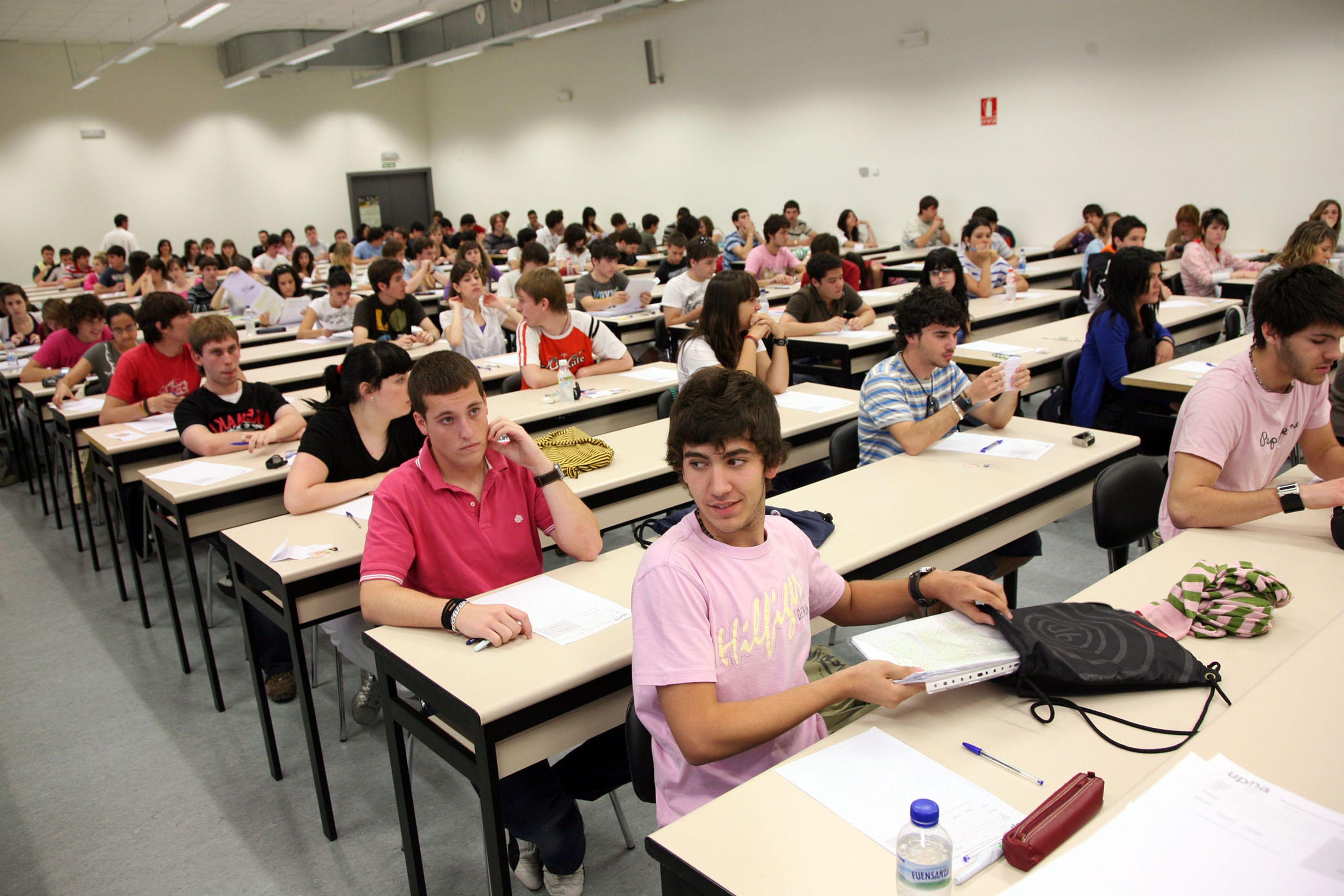 estudiantes extranjero: