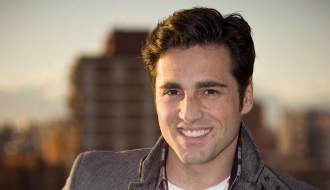 esposa david bustamante:
