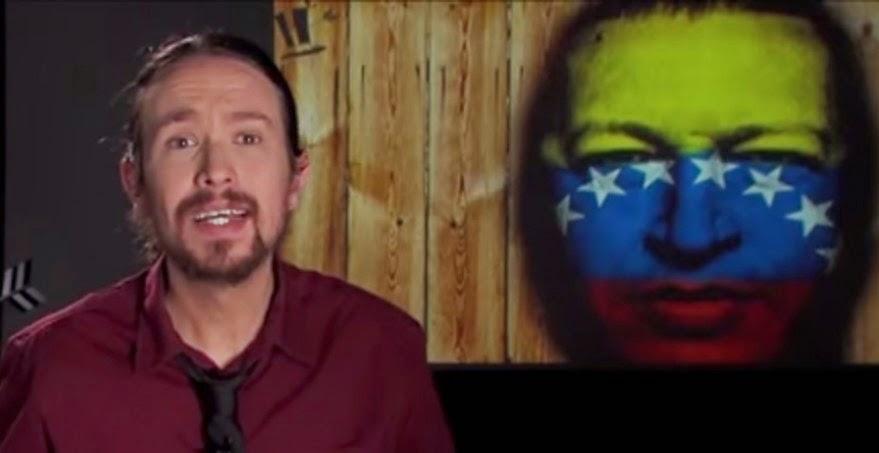 Pablo-Iglesias-regimen-bolivariano
