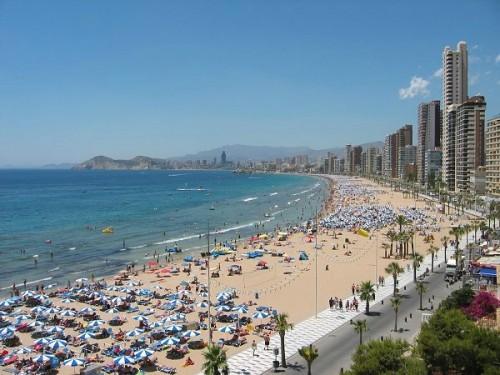 Playa-Benidorm