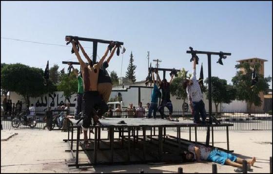 cristianos-crucificados