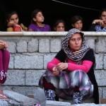 Las yazidíes violadas se suicidan en grupo