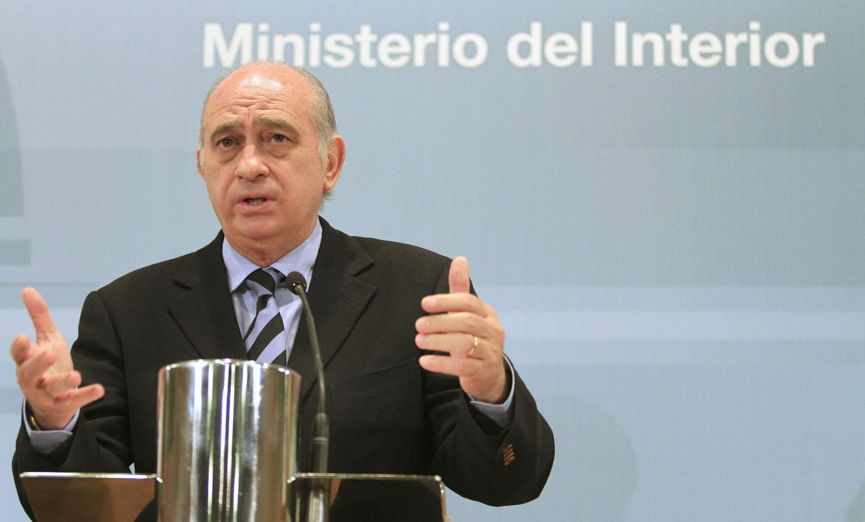Espa a ha detenido a 45 yihadistas relacionados con siria for El ministro de interior