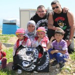 El Club de motociclistas alemán Median Empire lucha contra el Estado Islámico