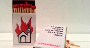 El Reina Sofía promueve el feticidio, la blasfemia y la quema de iglesias