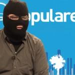 La vomitiva gracia de La Tuerka: un vídeo equipara al PP con ETA