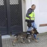 Oleguer Pujol queda en libertad tras el registro de su domicilio en Barcelona