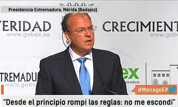 Jose-antonio-monago-presidente-extremadura