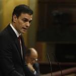 """Sánchez: """"Rajoy no esta capacitado ni legitimado para luchar contra la corrupción"""""""