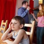 Los hijos de divorciados son más propensos al alcoholismo y tienen mayor fracaso escolar