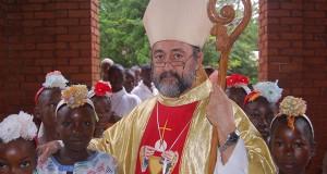 Así es el obispo español de Bangassou