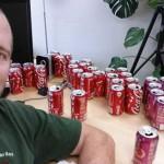 Un hombre bebió Coca Cola durante un mes. Esto es lo que le ocurrió