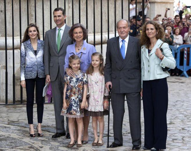 La familia real no podr aceptar regalos el municipio for Casas de la epoca actual