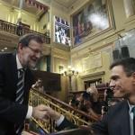 Mariano Rajoy y Pedro Sánchez se pelean en las redes sociales